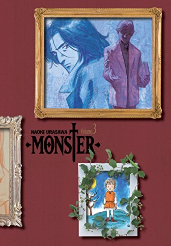 Naoki Urasawa Monster Vol. 3 The Perfect Edition