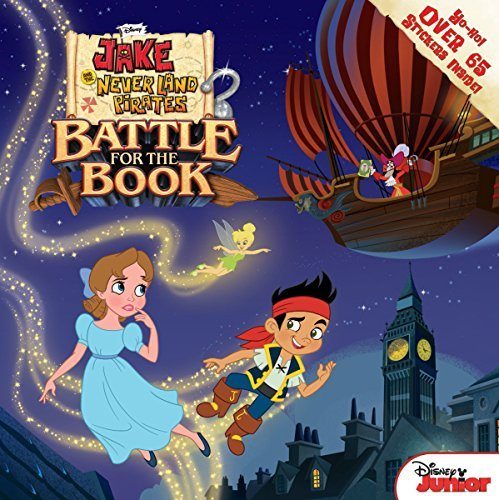 Disney Book Group Jake And The Never Land Pirates Battle For The Boo