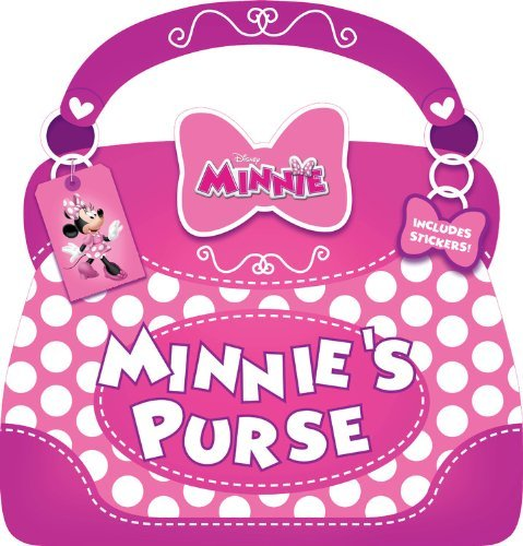 Disney Book Group Minnie's Purse