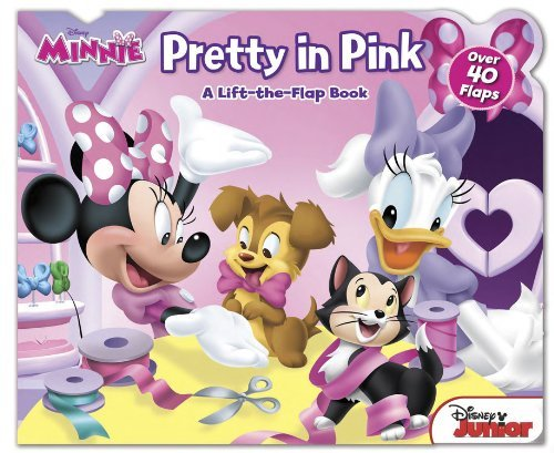 Disney Book Group Minnie Pretty In Pink