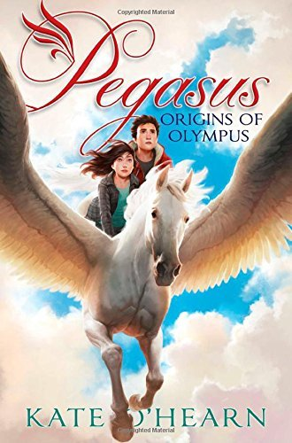 Kate O'hearn Pegasus Origins Of Olympus
