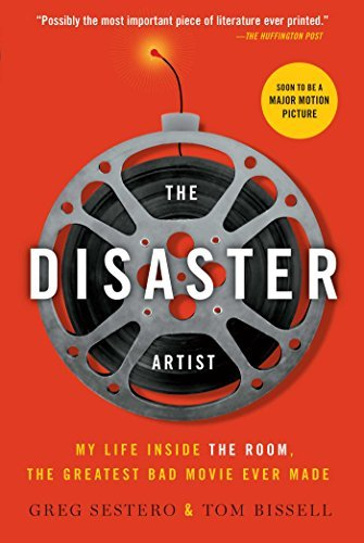 Greg Sestero The Disaster Artist My Life Inside The Room The Greatest Bad Movie E