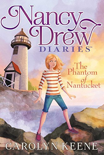 Carolyn Keene Nancy Drew Diaries The Phantom Of Nantucket
