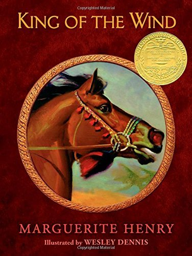 Marguerite Henry King Of The Wind The Story Of The Godolphin Arabian Reissue