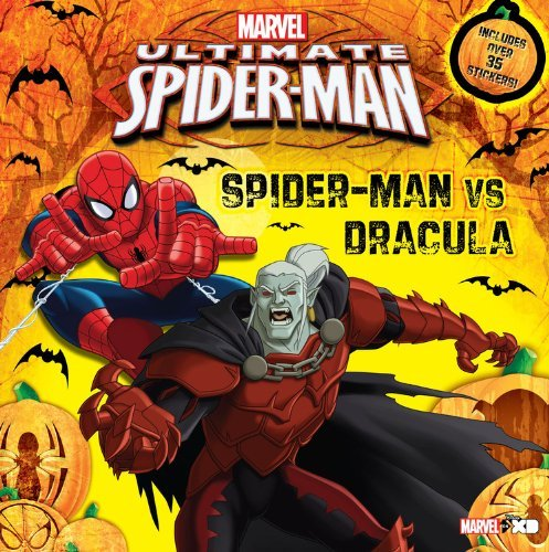 Marvel Book Group Spider Man Vs Dracula