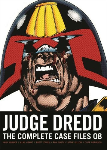 John Wager Judge Dredd The Complete Case Files 08