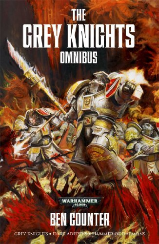 Ben Counter The Grey Knight Omnibus