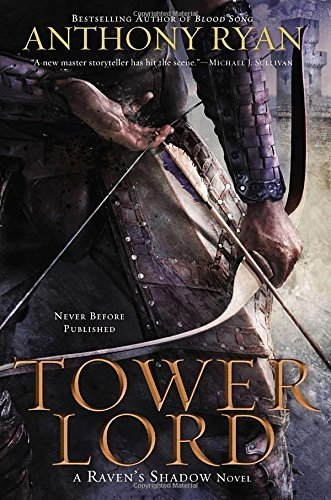 Anthony Ryan Tower Lord