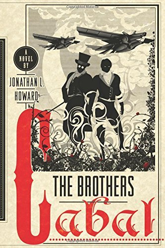Jonathan L. Howard The Brothers Cabal