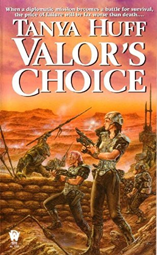 Tanya Huff Valor's Choice