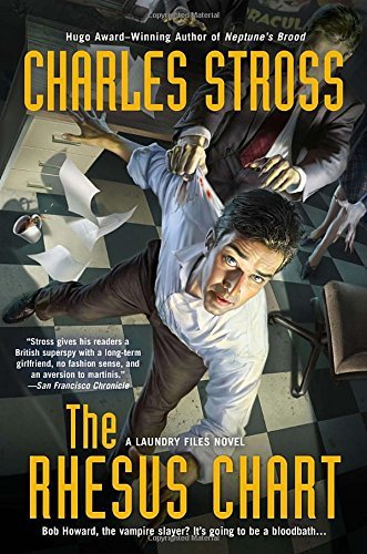 Charles Stross The Rhesus Chart
