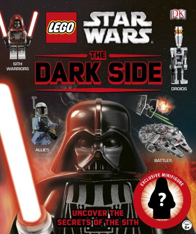 Daniel Lipkowitz Lego Star Wars The Dark Side