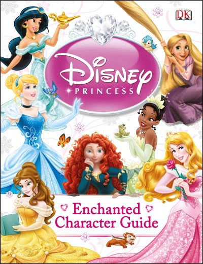 Catherine Saunders Disney Princess Enchanted Character Guide