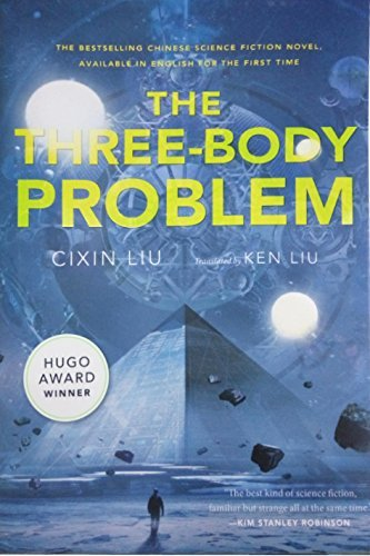 Cixin Liu The Three Body Problem