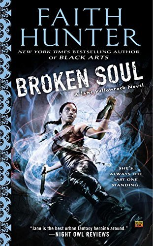 Faith Hunter Broken Soul