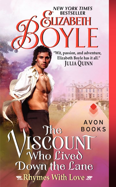 Elizabeth Boyle The Viscount Who Lived Down The Lane