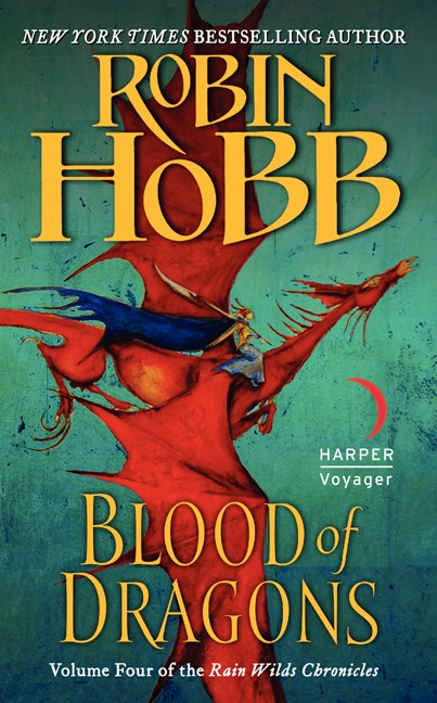 Robin Hobb Blood Of Dragons