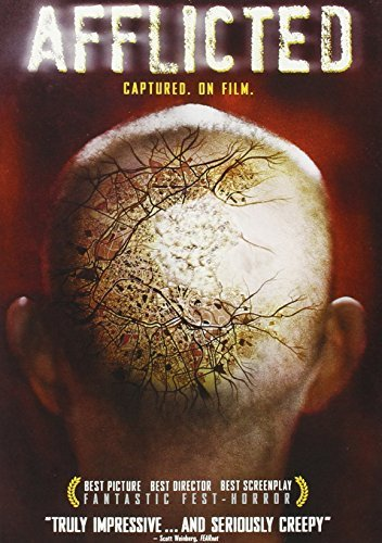 Afflicted Afflicted DVD R