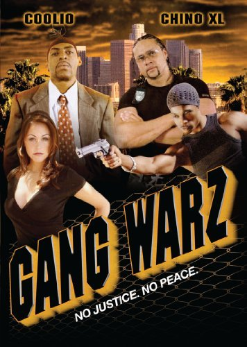 Gang Warz Coolio Chino Xl DVD Ur