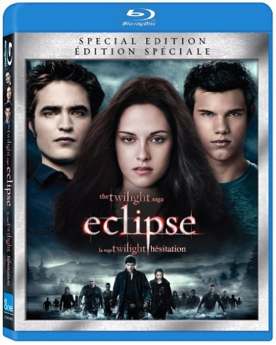 Robert Pattinson Kristen Stewart Taylor Lautner The Twilight Saga Eclipse (special Edition) [blu Special Edition