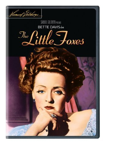 Little Foxes Davis DVD Nr