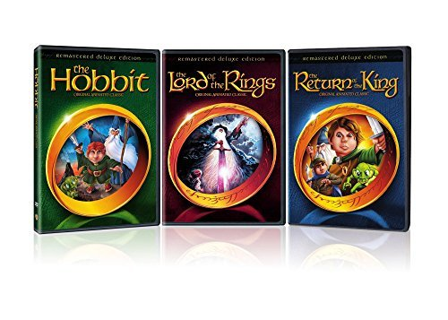 Lord Of The Rings Hobbit (animated) Lord Of The Rings Hobbit (animated) DVD Deluxe Edition Nr