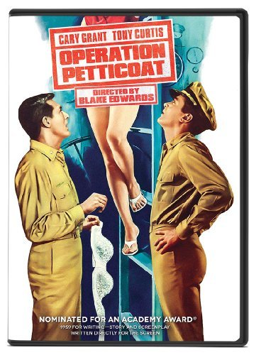 Operation Petticoat Grant Curtis DVD Nr