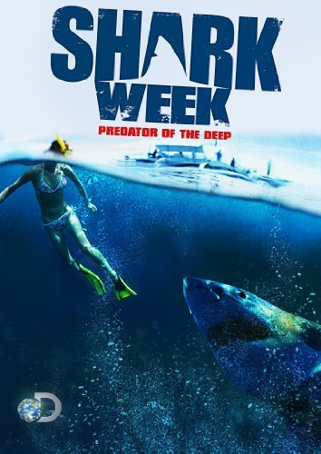 Shark Week Predator Of The Deep Shark Week Predator Of The Deep DVD