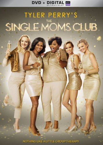 Single Mom's Club Tyler Perry DVD Tyler Perry