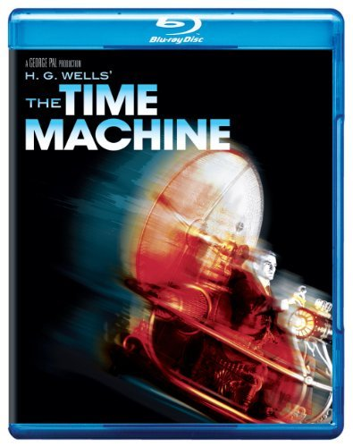 Time Machine Taylor Young Blu Ray Nr