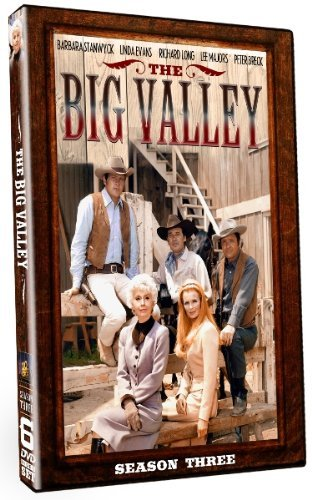 Big Valley Season 3 DVD