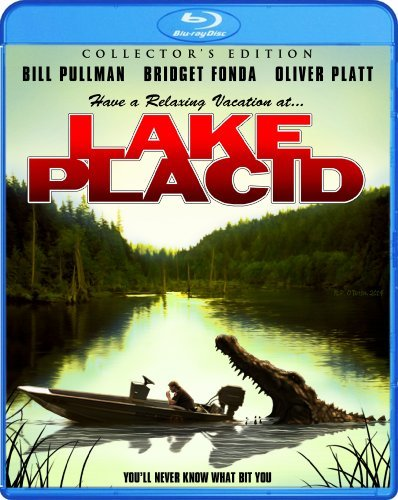 Lake Placid Collector's Edition Blu Ray R