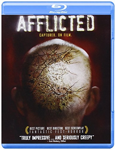 Afflicted Afflicted Blu Ray R