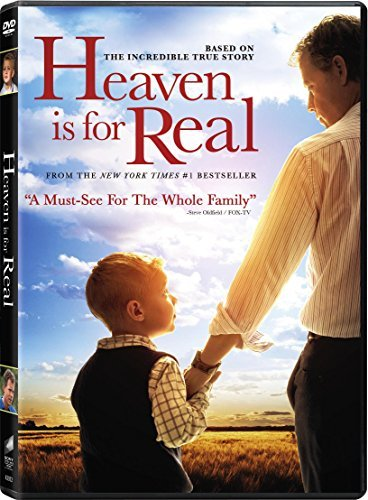Heaven Is For Real Kinnear Reilly Church DVD Uv Pg