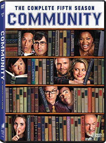Community The Complete Fifth Community The Complete Fifth