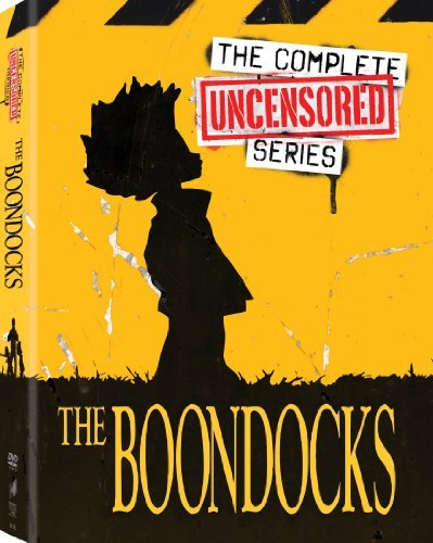 Boondocks Complete Series DVD