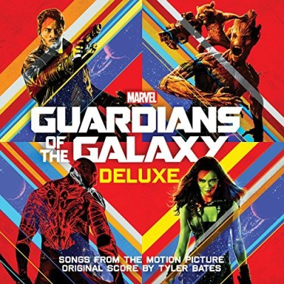 Guardians Of The Galaxy Soundtrack Deluxe Edition