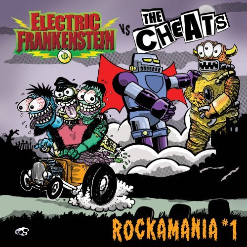 Electric Frankenstein Cheats Rockamania 1