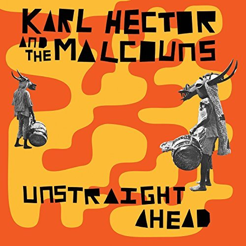 Karl & Malcouns Hector Unstraight Ahead 2 Lp