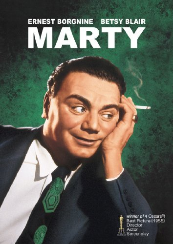 Marty (1955) Borgnine Blaire DVD