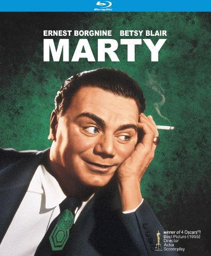 Marty (1955) Borgnine Blaire Blu Ray