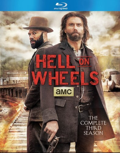 Hell On Wheels Season 3 Blu Ray Season 3