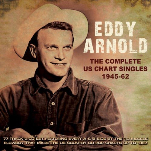 Eddy Arnold Complete Us Chart Singles 1945