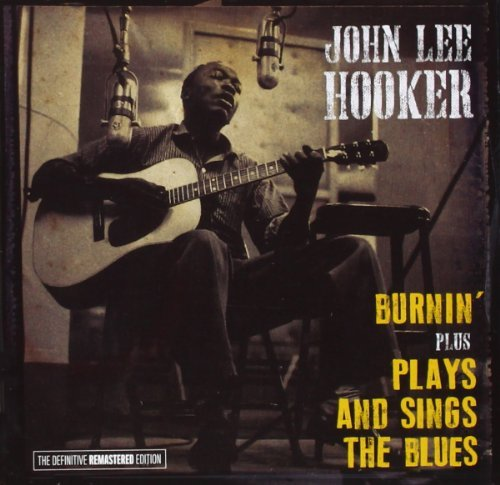 John Lee Hooker Burnin' + Plays & Sings The Bl Import Esp