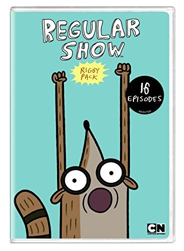 Regular Show Volume 6 Rigby Pack DVD