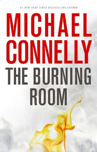 Michael Connelly The Burning Room Mp3 CD