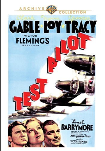 Test Pilot Test Pilot DVD Mod This Item Is Made On Demand Could Take 2 3 Weeks For Delivery