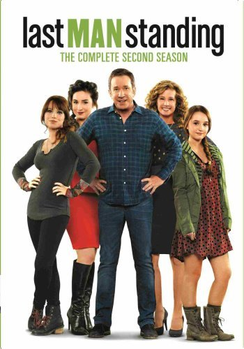 Last Man Standing Season 2 Made On Demand