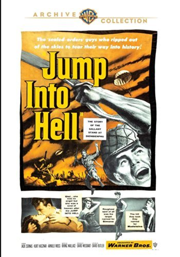 Jump Into Hell Blake Costello DVD Mod This Item Is Made On Demand Could Take 2 3 Weeks For Delivery