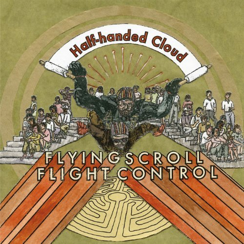Half Handed Cloud Flying Scroll Flight Control